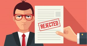 How to handle REJECTIONS